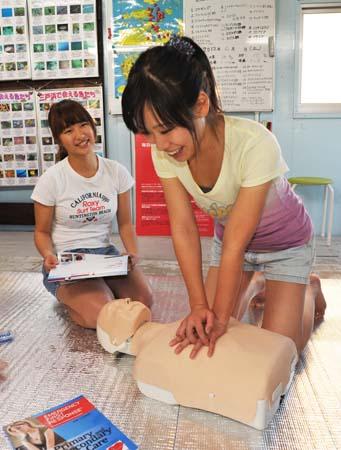 EFR救急救命法講習のご案内