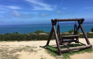 絶景のベンチ2