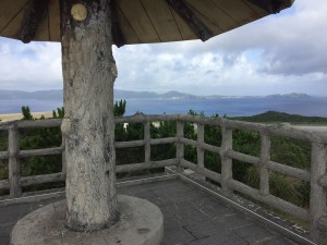絶景のベンチ4